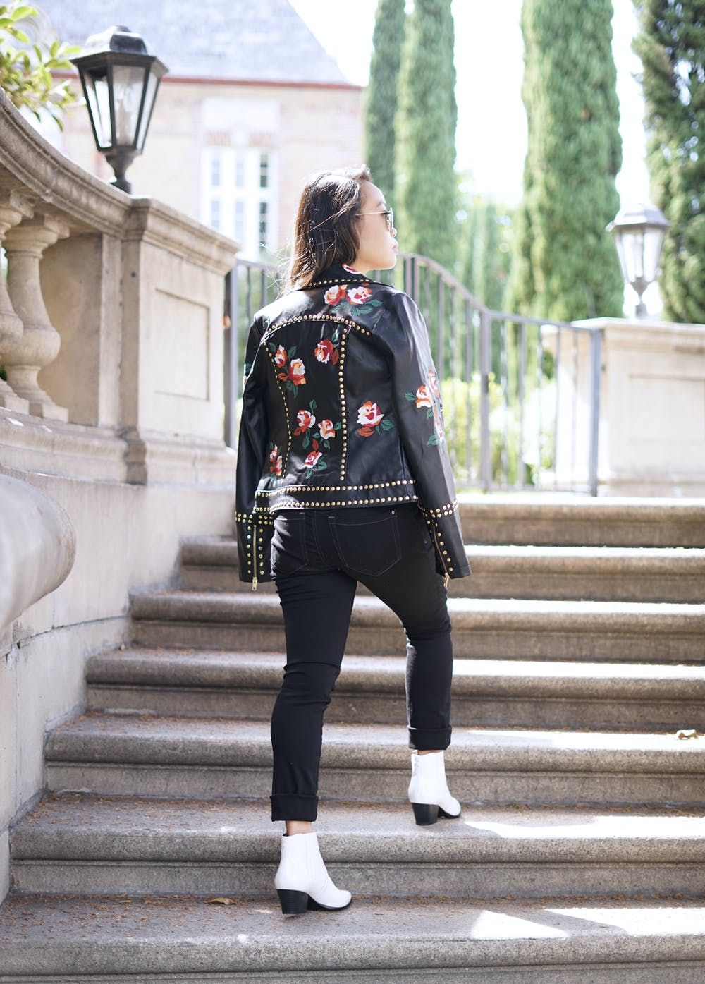 detailed leather motos fall coat trends