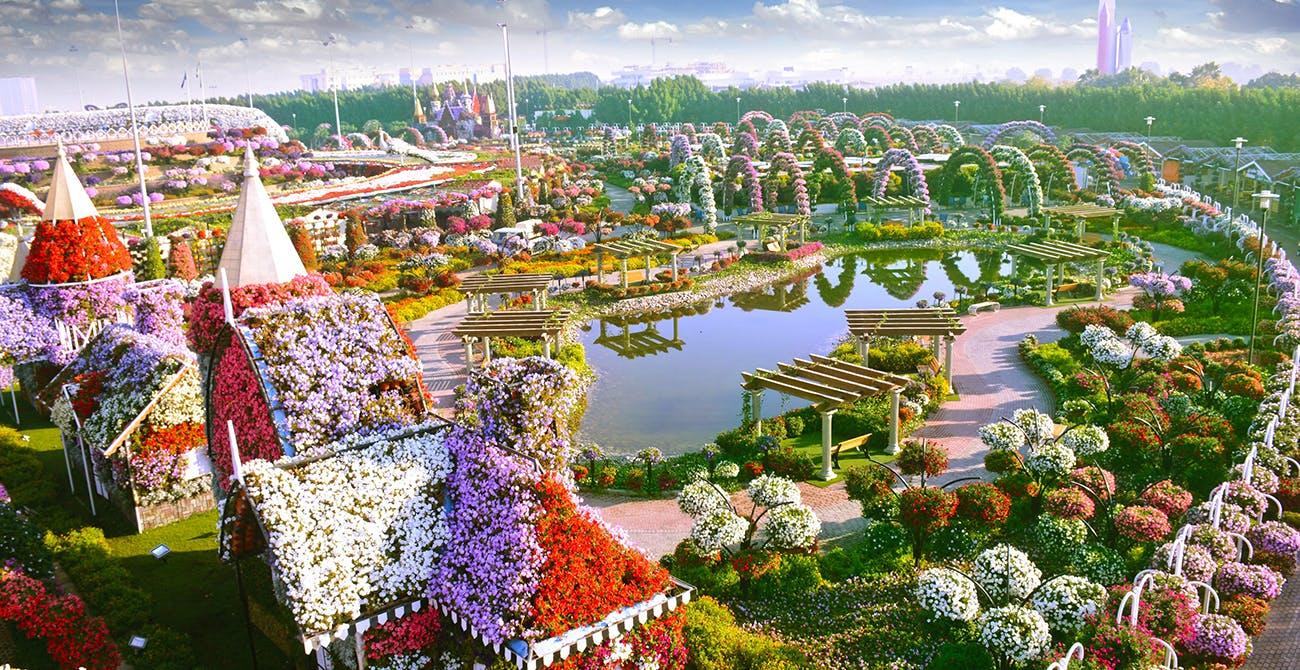 dubai mirable garden