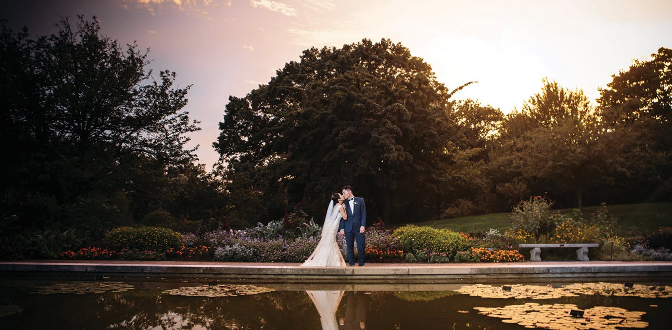 The 11 Most Beautiful Places In US To Get Married Fall