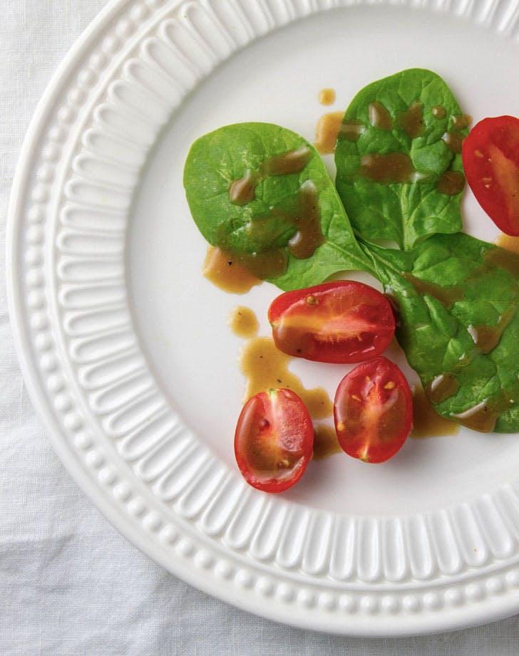 flax and evo salad dressing LIST