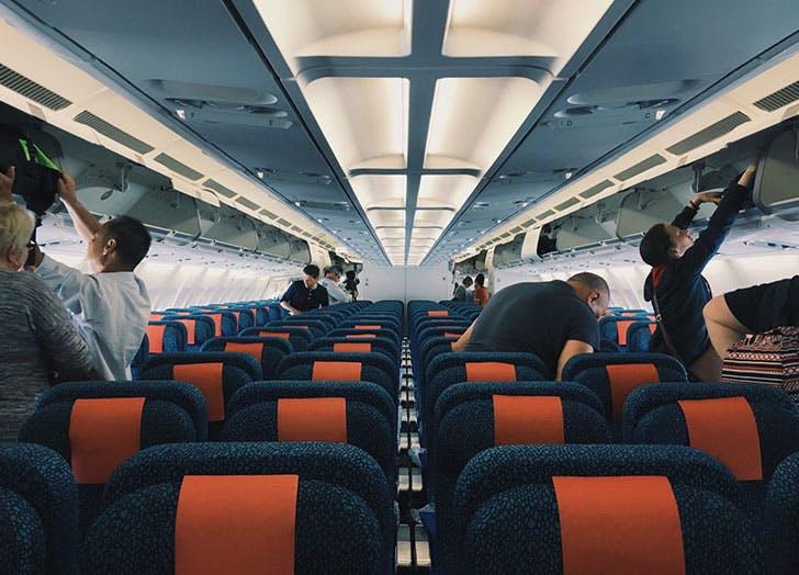 flight attendant 2