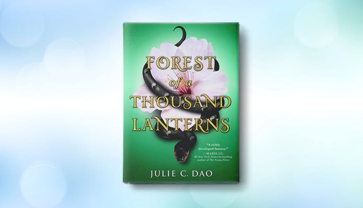forest of a thousand lanterns julie c dao fall 2017 ya books