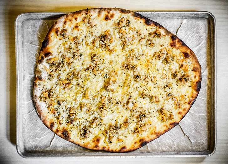 frank pepe pizzeria new haven NY