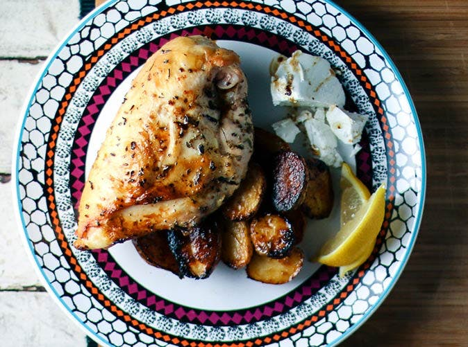 greek chicken and potatoes 501