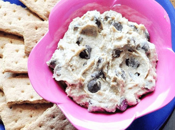 healthy desserts cookie dough dip SLIDE