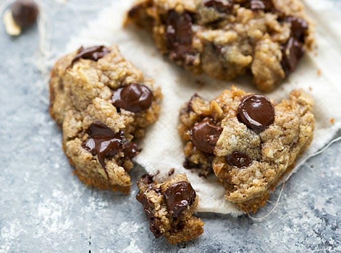 healthy desserts oatmeal cookie slide1