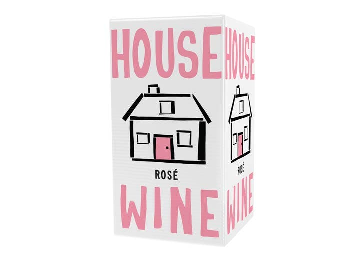 house wine rose 524
