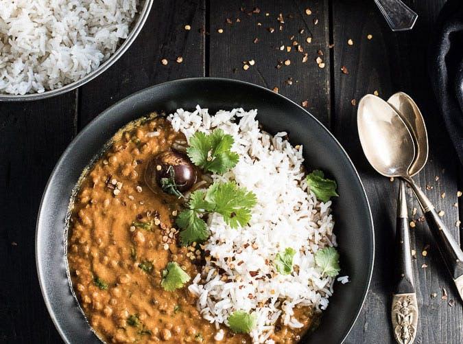 indian inspired coconut lentil curry SLIDE13
