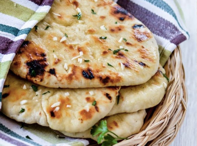 indian inspired garlic naan SLIDE2