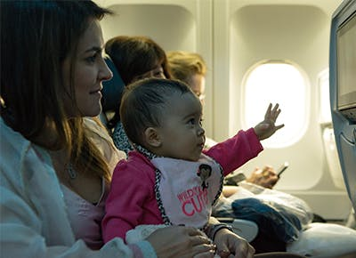 inflight essentials for babies category