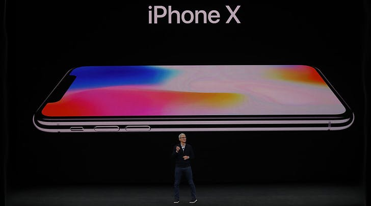 Breaking News: Apple Just Unveiled Not One but Two New iPhones (FYI, One Has Facial Recognition and No Home Button)