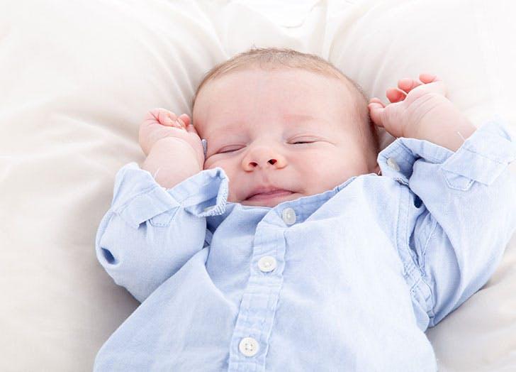 irish baby colum