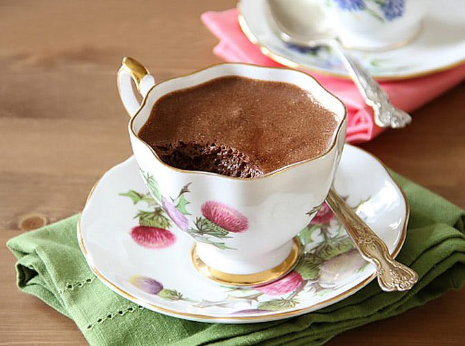 julia child chocolate mousse 501