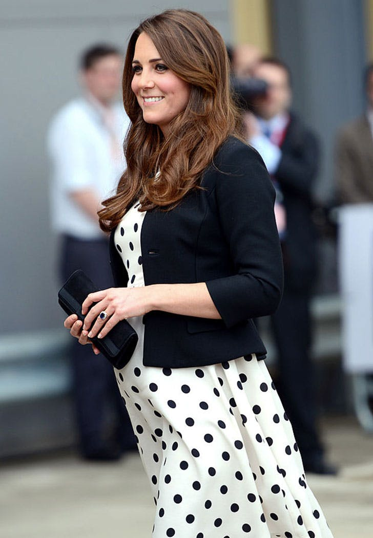 Kate Middleton's Best Maternity Clothes - PureWow