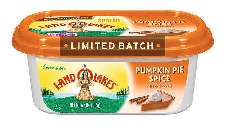You Can Now Slather Your Entire Life with Pumpkin Spice Butter