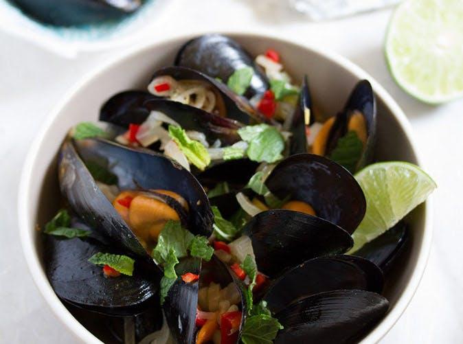 lemongrass mussels recipe 501