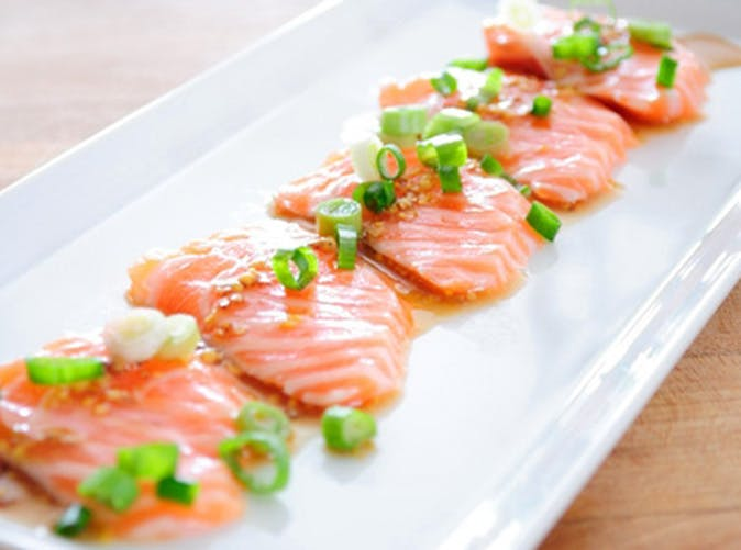 marinated salmon kate middleton 501