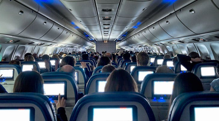 Wheels Up: Netflix Wants to Be Available on Airplanes by 2018