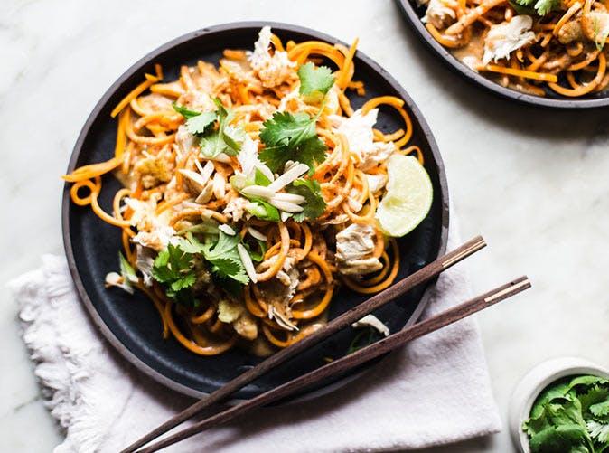 no noodle pad thai 501