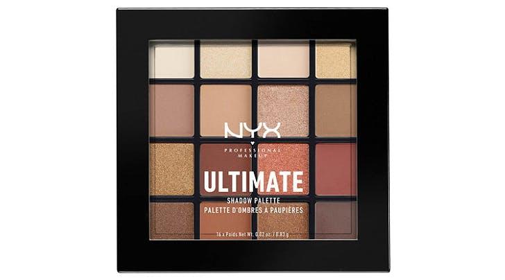 nyx shadow palette ulta fall haul