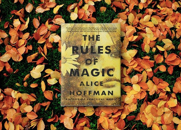 october books hoffman