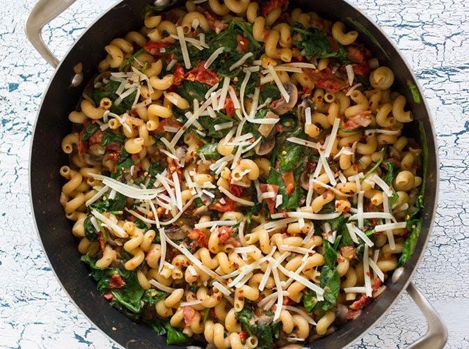 one pot pasta florentine 501