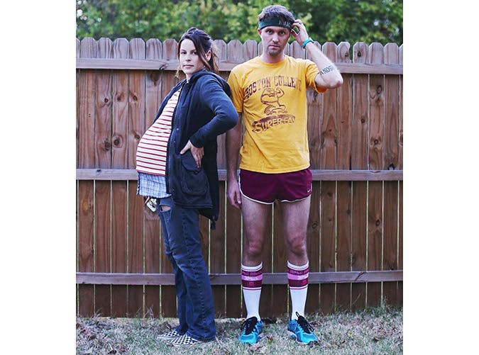 Pregnant? Here Are 14 Brilliant Halloween Costumes for You and Your Baby Bump