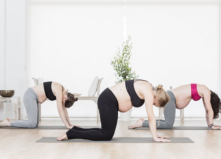 The 5 Best Prenatal Yoga Poses For Pregnant Women Purewow