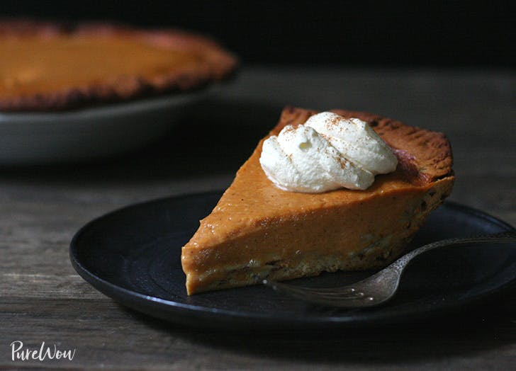 pumpkin pie recipe LIST2