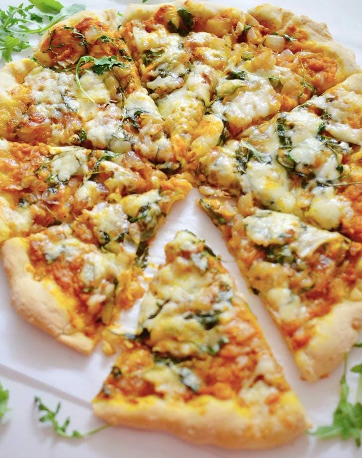 pumpkin pizza LIST