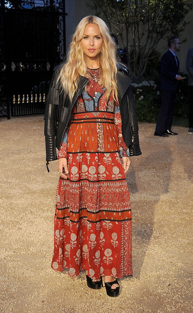 rachel zoe finery printed maxi dress