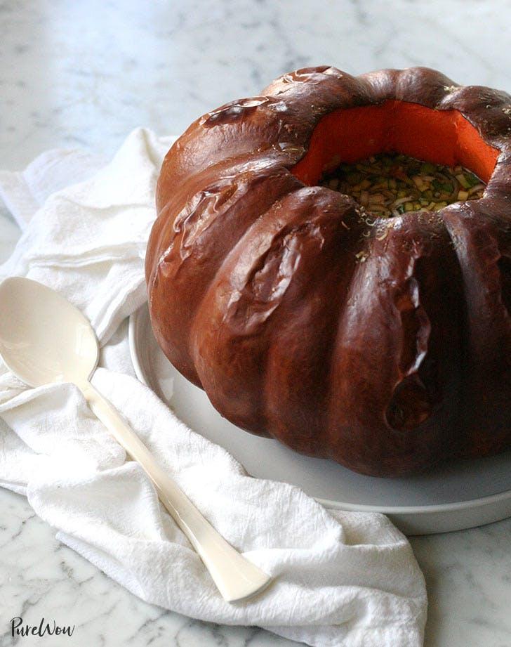 roasted pumpkin soup recipe LIST