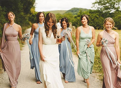 Rent the Runway Dresses for Bridesmaids