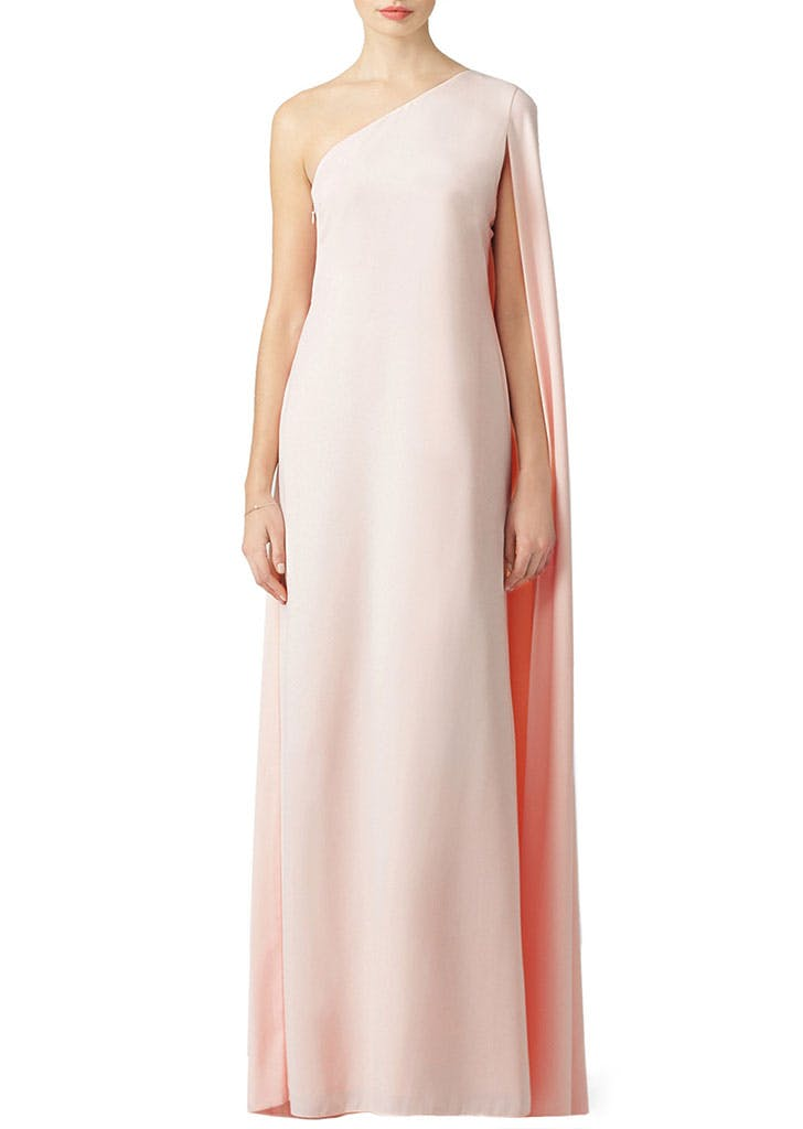 rtr bridesmaid cape sleeve