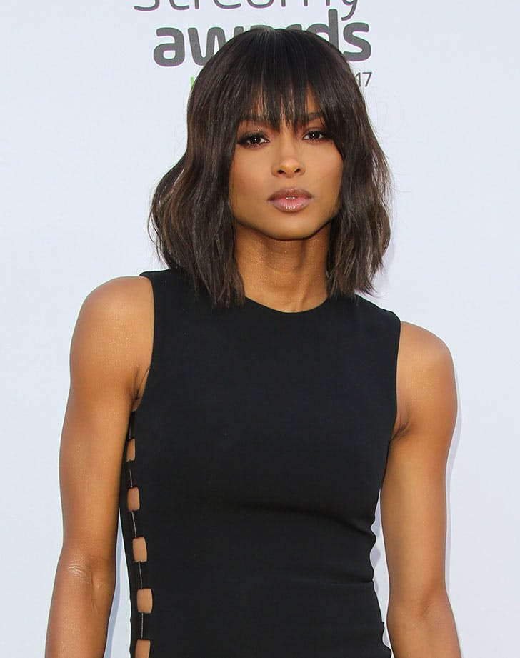 Celebrity Shag Haircut Inspiration Purewow