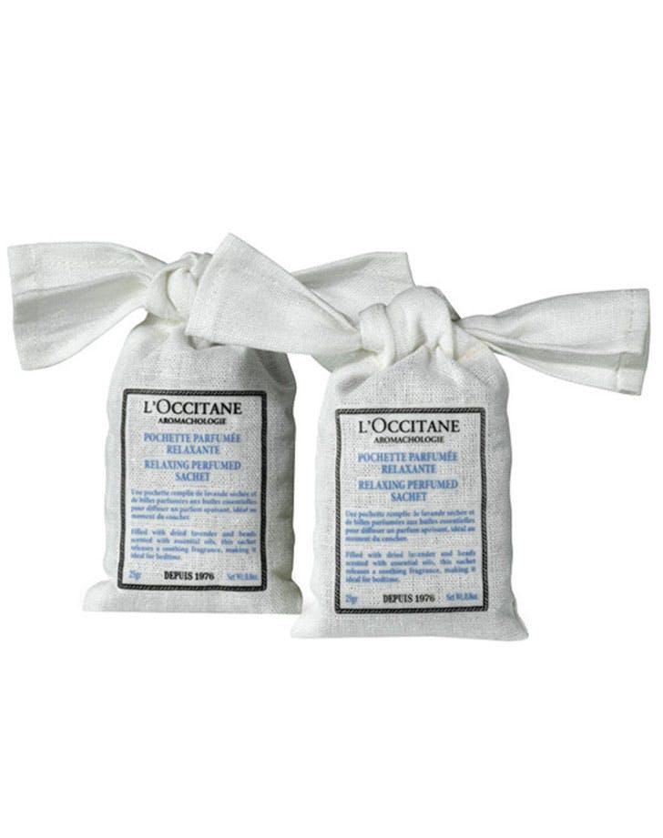 sleep beauty products loccitane1