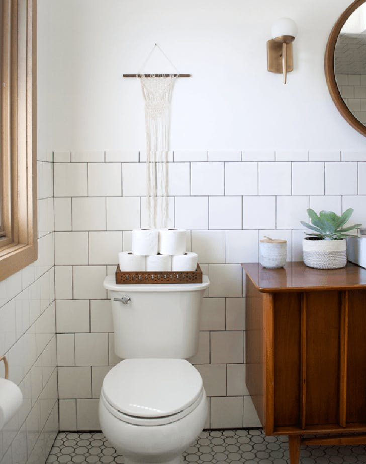 small bathroom idea 1