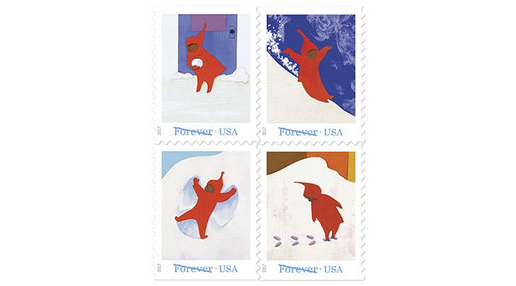 Hooray! One of Our Favorite Childrens Books Is Getting Its Own Stamp Series