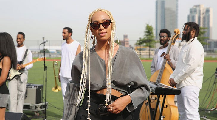 Solange Debuts Blond Hair, Internet Rightly Swoons