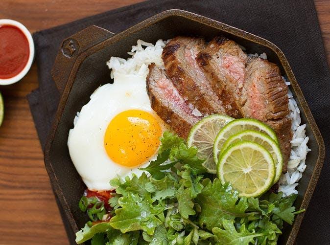 spicy sriracha steak and eggs recipe 501