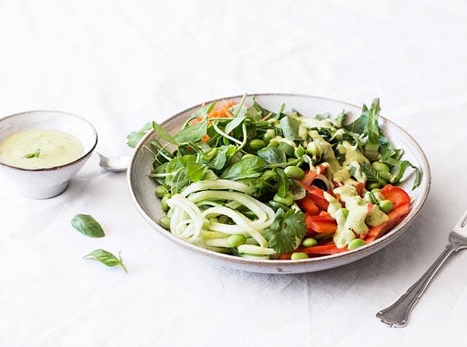 spicy tha salad 501