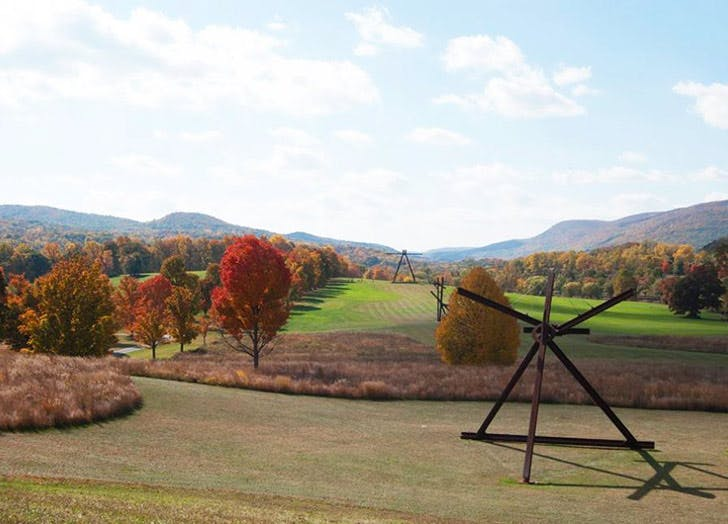 storm king art day trips NY
