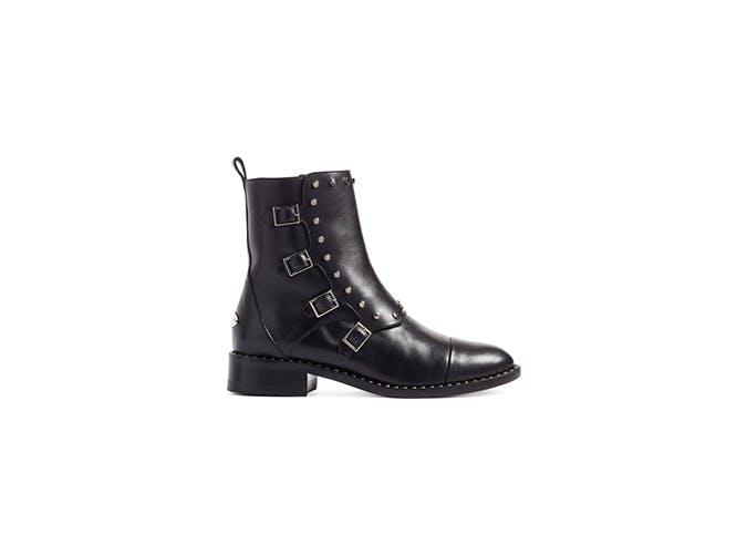 studded jimmy choo combat boots