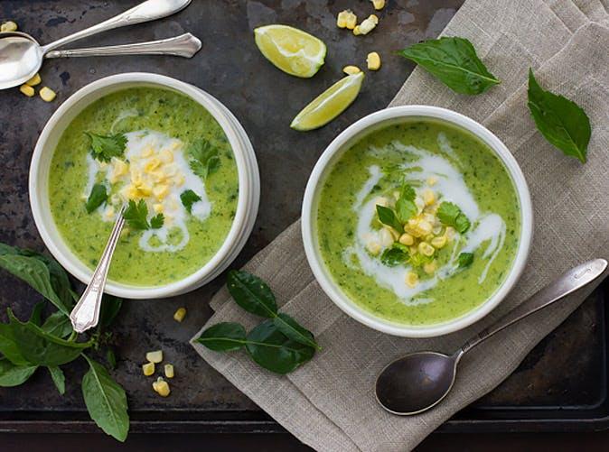 thai zucchini corn soup 501