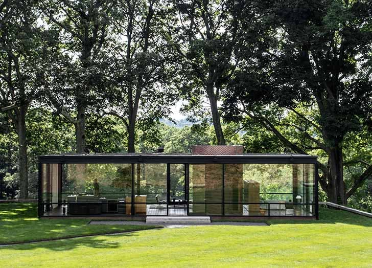 the glass house art day trips NY
