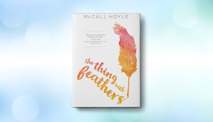 the thing with feathers mccall hoyle fall 2017 ya books