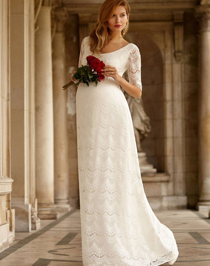 Where To Buy Julia Stiles 340 Wedding Dress Purewow