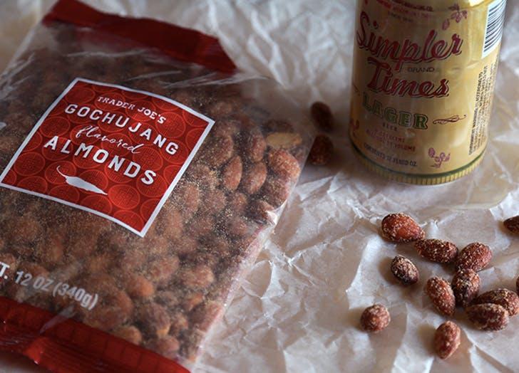 trader joes sept almonds