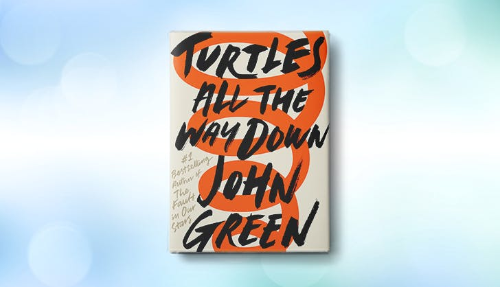 turtles all the way down john green fall 2017 ya books