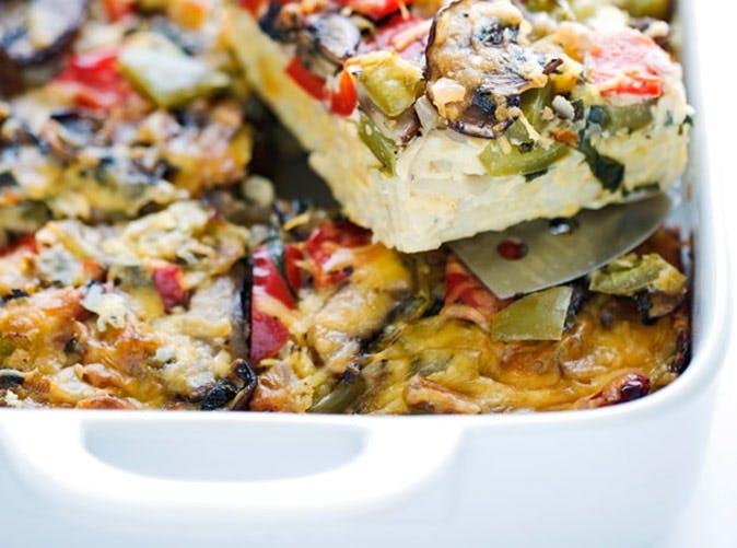 veggie breakfast casserole 501